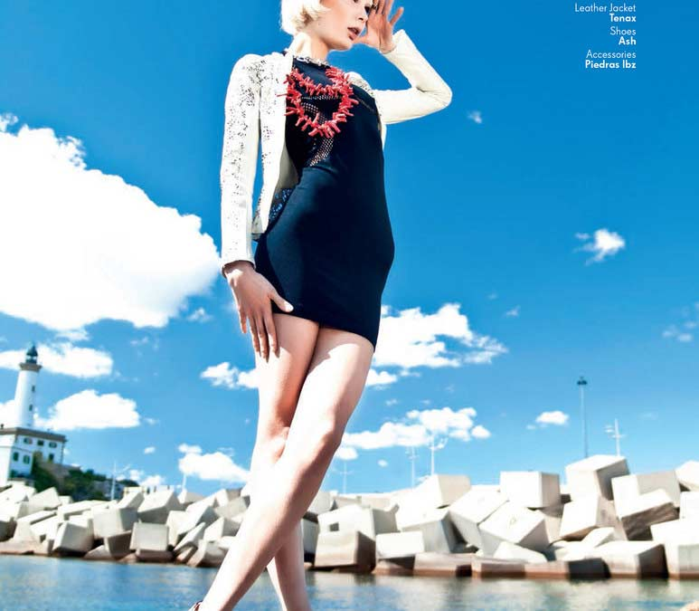 White Heat – Pacha Editorial – June 2013